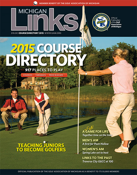 Michigan Links Magazine - 2014 Course Directory